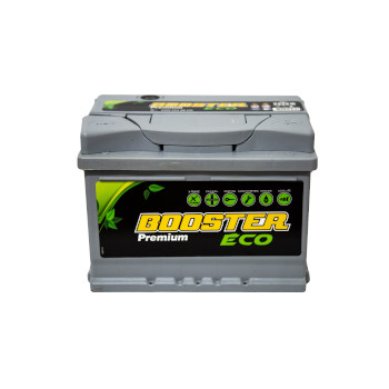 BOOSTER ECO EFB 60AH 560CCA START & STOP